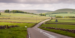 Road through the #Derbyshire White #PeakDistrict