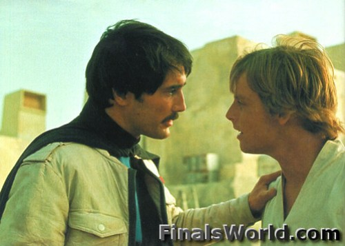 Biggs Darklighter Final Fantasy