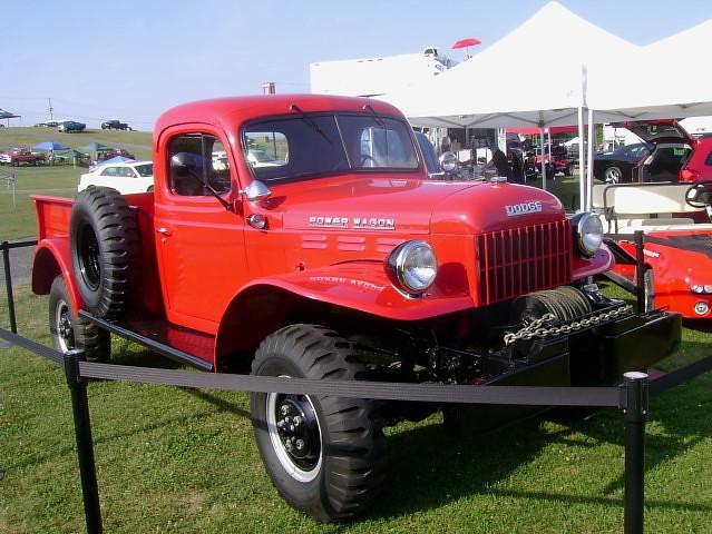 1954 Dodge Power Wagon Flickr Photo Sharing
