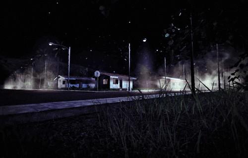 Town - Night Test