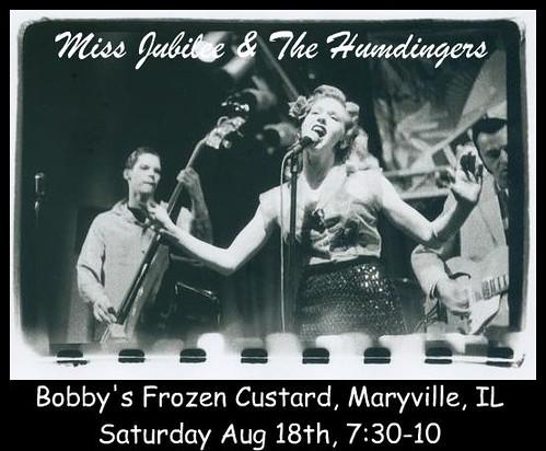 Miss Jubilee & The Humdingers