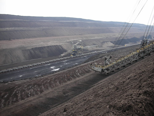Brown Coal Mining in Germany