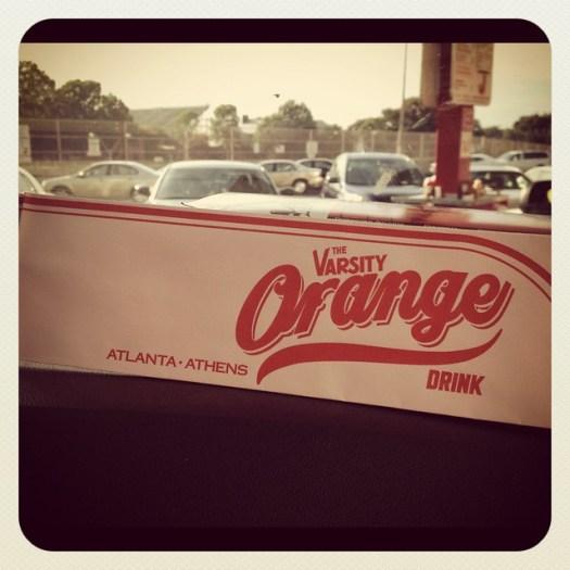 Varsity Orange