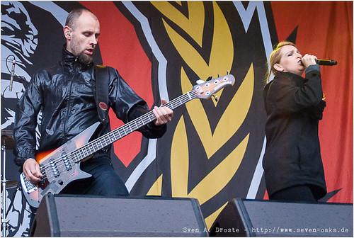 Stefan Ude & Sandra Nasić / Guano Apes