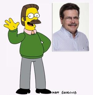 Ned Flanders-Francisco Favoto