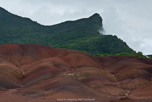 Chamarel - 7 colored earth