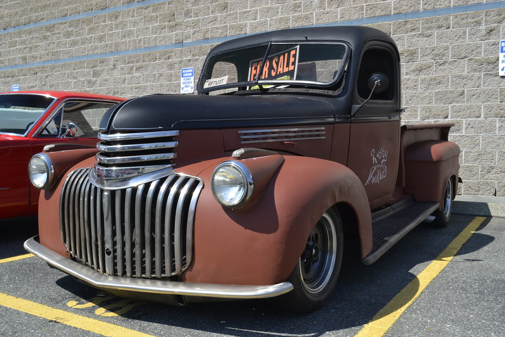 1941 Chevy Truck Bagged