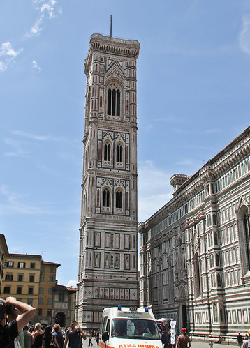 Giotto Campanile, Florence
