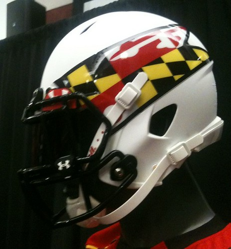 Maryland 2012 Helmet
