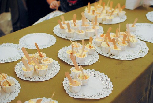 Magnolia Bakery banana pudding, cupcakes