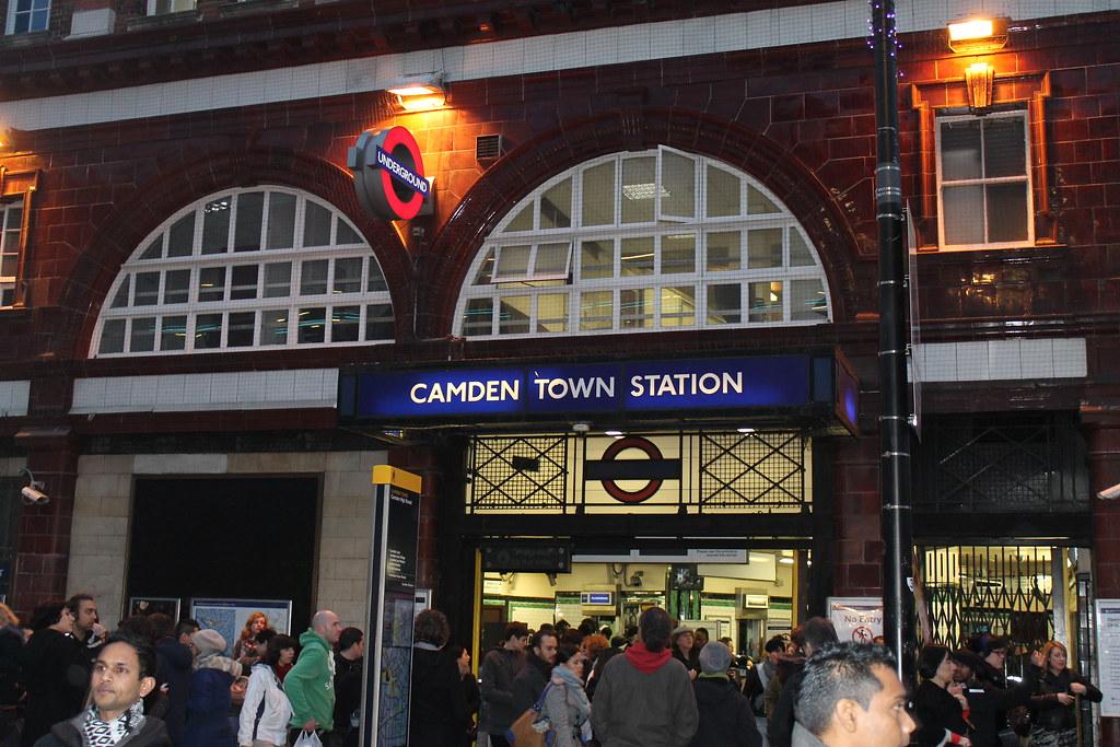 Estación de metro de Candem