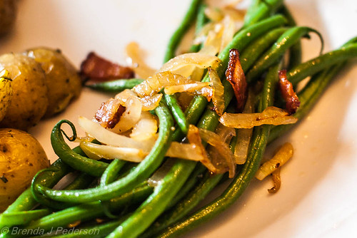 Sautéed Beans