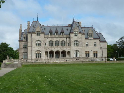 Ochre Court Salve Regina University Newport RI
