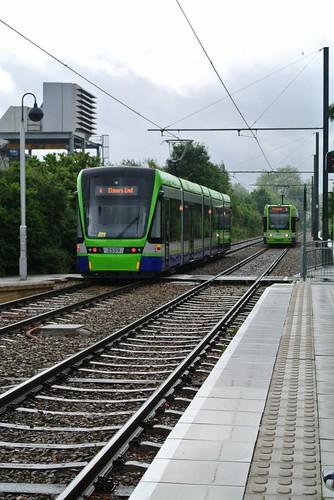 Tram - 4th July 2012 - Day 35