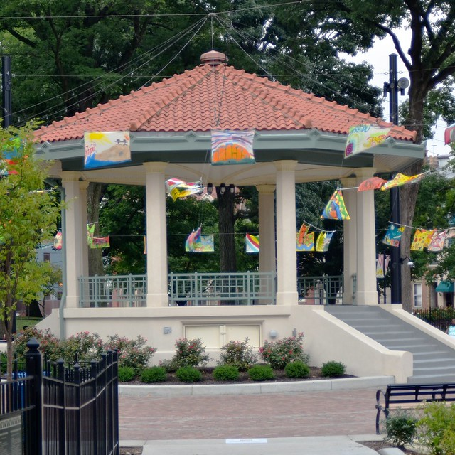 Washington Park Bandstand