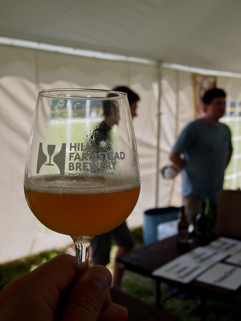 Hill Farmstead 2012 Festival of Farmhouse Ales