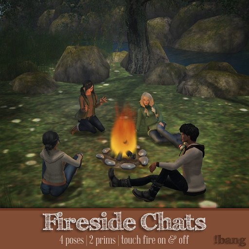 !bang - fireside chats