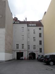 Urbanstraße 122-123, Hofseite