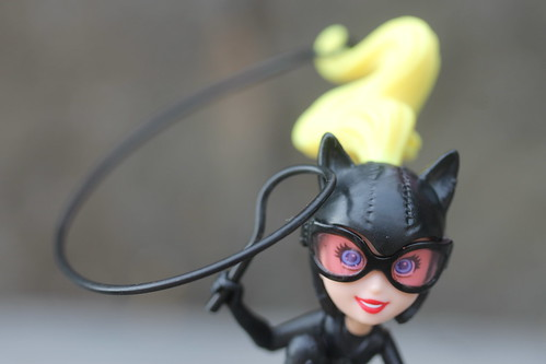 Polly Pocket SDCC 2012 Catwoman