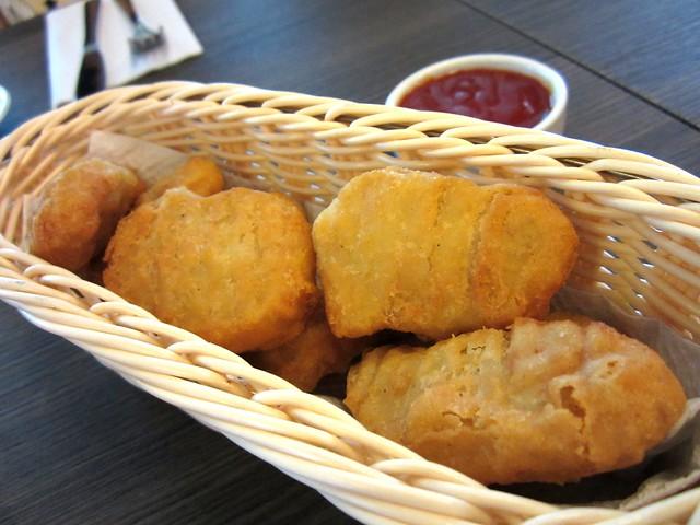 TT chicken nuggets