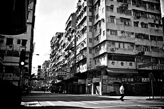 Street of Sham Shui Po