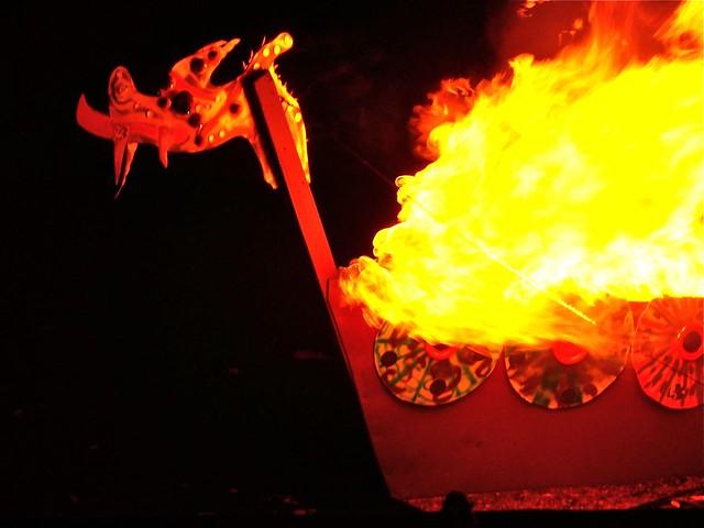 viking funeral 3