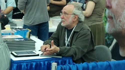 Peter S. Beagle at Otakon 2012