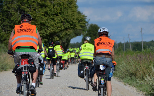 cycling for libraries