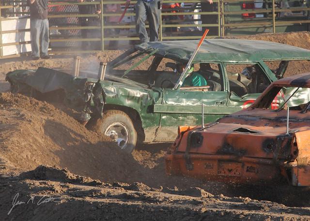 081112 Stuck in Dirt_5x7
