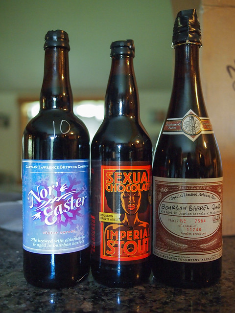 Beer Trade August