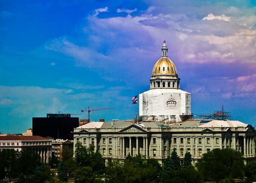 Denver Capitol, Denver Photographer
