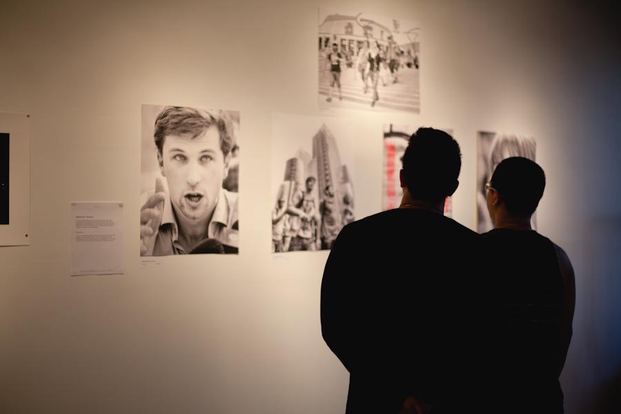 Carré Rouge Exposition de photographies Z gallerie [photos Thien V]