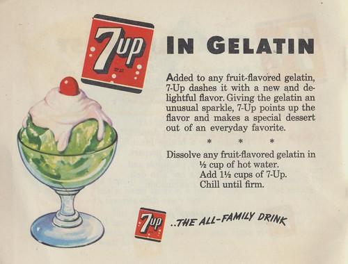 7up In Gelatin