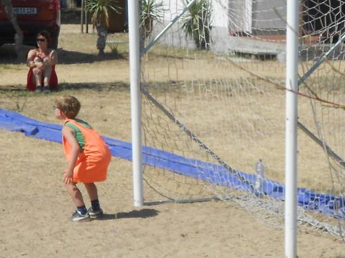 goalkeeper at Ca' Savio
