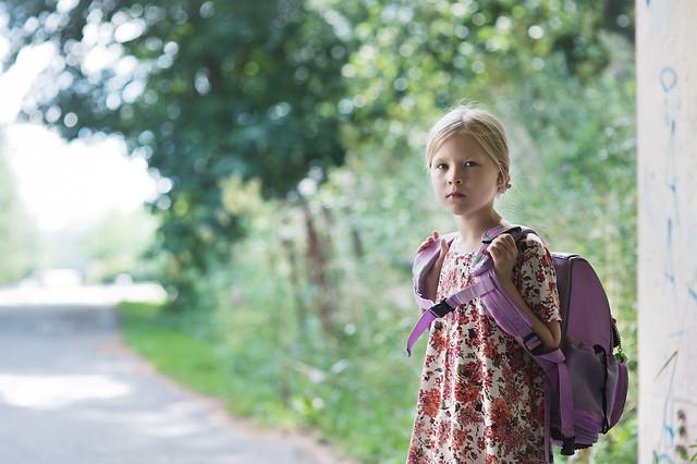 Alisa, second grade