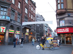 Bicycles in Copenhagen