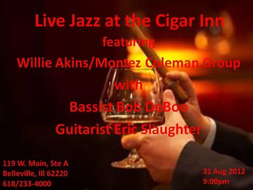 Cigar 8-31-12