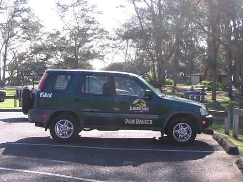 Dino Patrol