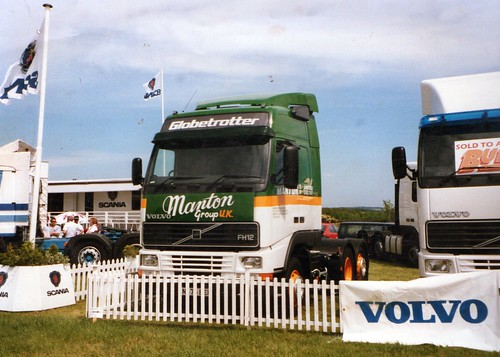 24 - Volvo on Stand