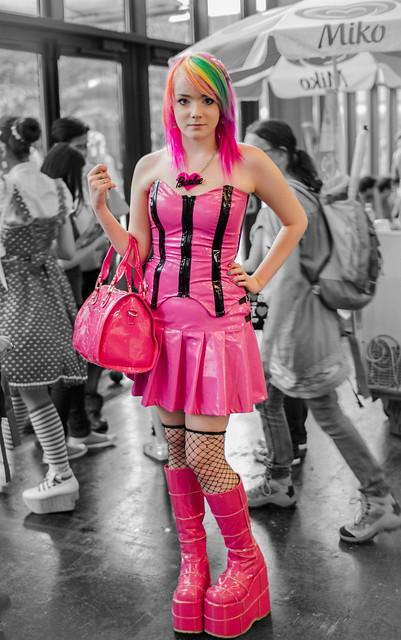 Japan Expo 9 - Barbie girl