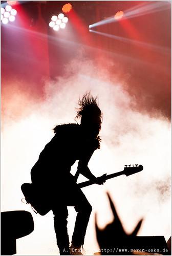 Fred Sablan / Marilyn Manson