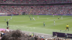 Mexico v Senegal, Wembley