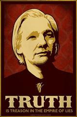 Todos unidos contra el Terrorismo de Estado y Financiero internacional - Julian Assange libertad