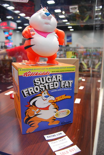 Sugar Frosted Fat
