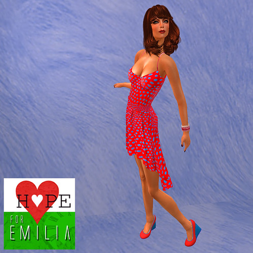 Dotty Red - Hope for Emilia