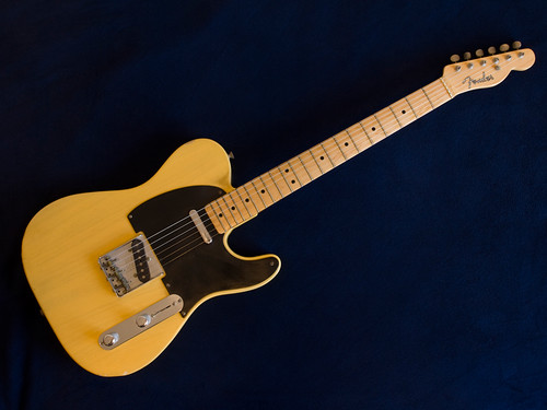 Photo of Fender Nocaster