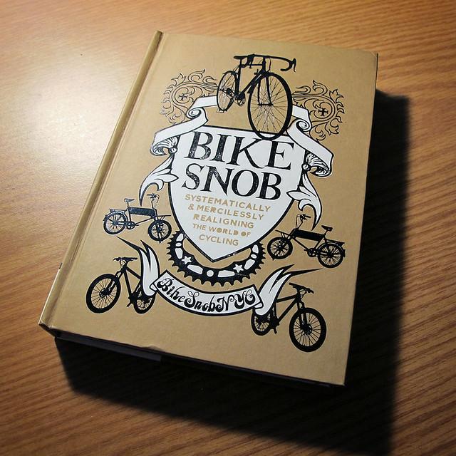 BIKE SNOB - Bike Snob NYC