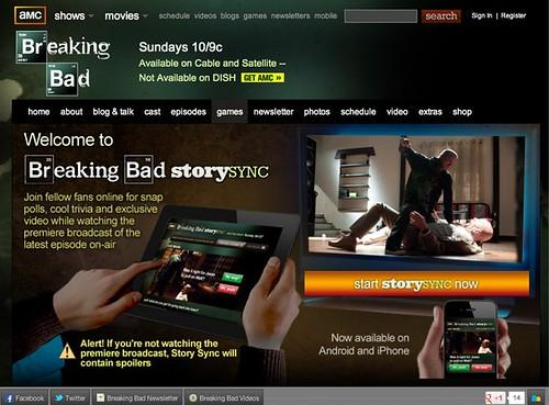 Breaking Bad - Story Sync – AMC