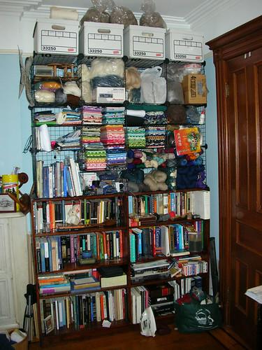 Stash&bookcase