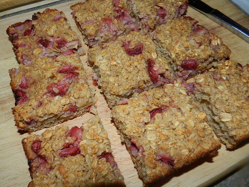 Strawberry Banana Bake13